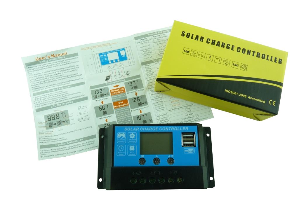 Контролер за фотоволтаичен панел