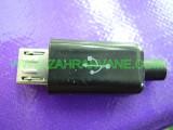 Сглобяема - права micro USB  iphone style мъжка букса
