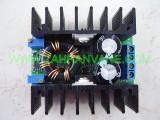 DC-DC повишаващ модул с регулиране на ток и напрежение