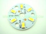 Мощни светодиоди 5730 (5630) на платка 3W 270-330lm