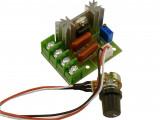 Фазов регулатор (мощен димер) до 2000W с BTA16600B и изнесен потенциометър