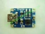 Зарядно за литиеви батерии 4.2V 1A с miniUSB