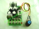 PWM регулатор 10-60V /20A с изнесен потенциометър