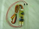 """Светодиодни лампи 343mm с драйвер за 15-17"""" LCD дисплей модел-1"""