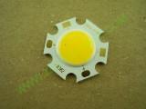 11mm 3W Топло бял COB LED