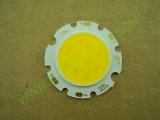 22mm 5W Топло бял COB LED