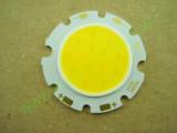 22mm 7W Топло бял COB LED