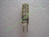 DC 12V Студено бяла G4 LED лампа 6000K