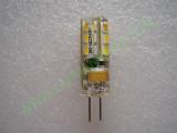 AC/DC 12V Топло бяла G4 LED лампа 3000K