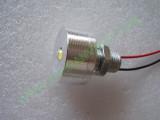 LED лампа 1W 110-120lm неутрално бялa в алуминиево тяло