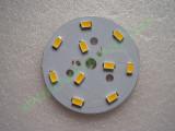 Светодиоди на платка  5W