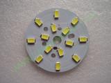 Мощни светодиоди 5730 (5630) на платка 48mm 7W 770lm Студено бели