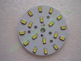 Светодиоди на платка  9W
