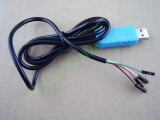 USB to TTL with cable PL2303TA