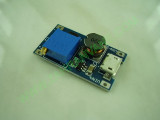 DC/DC Step-up module MT3608 micro USB