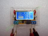 Програмируем понижаващ захранващ модул 0-16.5V/2A в кутия