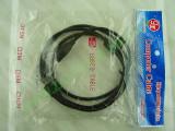 USB кабел мъжки към женски 1.4м с ферит