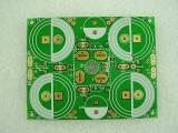 Платка за двуполярен изправителен блок за аудио усилвател