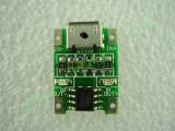 Зарядна платка за Li-Ion батерия 4.2V 1A с micro USB конектор