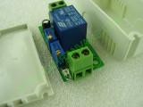 Реле за защита от разреждане Pb-Acid Battery 12V / 3A с регулируем хистерезис
