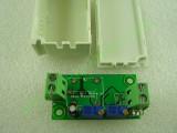 Защита от разреждане на Pb-Acid Battery 24V с регулируем хистерезис за вкл. към външно реле