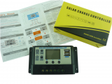 Контролер за фотоволтаичен панел - KV1224 12V/24V 10А