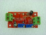 Защита от разреждане на буфериращ модул 24V с регулируем хистерезис за външно реле