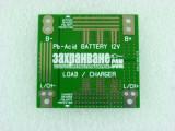 Защитна платка 12V/15A за оловно-киселинна акумулаторна батерия