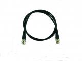 Кабел коаксиален 1м с BNC мъжки конектори