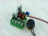 Фазов регулатор (мощен димер) до 2000W с BTA20600 и изнесен потенциометър