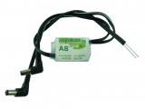 Трансфертер A8 • 2x12V/0.65A с 2x 20см кабел и букси 2.1/5.5мм