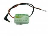 Трансфертер V16-24 • 24V/0.55A в шлаух с 20см кабел и букса 2.1/5.5мм