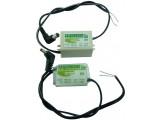 Трансфертер V6-5 • 5V/0.9A  в шлаух с 18см кабел и букса 1.35/3.5мм (5V TP Link)