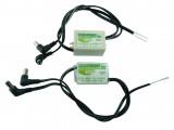 Трансфертер V7-12 • 12V/0.47A в кутия с 2x 20см кабел и букси 2.1/5.5мм