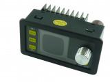 Програмируем понижаващ захранващ модул 0-80V / 0-5A DPS8005-USB