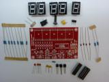 DIY кит 1Hz-50MHz тестер за кварцови осцилатори, честотомер