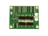 Защитна платка с баланс за Li-Ion батериен пакет от 3 клетки - 12V/25A