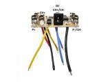 Защитна платка за Li-Ion батериен пакет от 5 клетки за винтоверт - 20V/18A