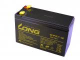 Акумулатор оловно киселинен LONG WPS7-12, 12V/ 7Ah
