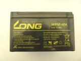 Акумулатор оловно киселинен LONG WP12-12A F2, 12V/ 12Ah
