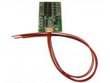 Защитна платка с баланс за Li-Ion батериен пакет от 4 клетки - 16.8V/20A