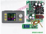 Програмируем понижаващ захранващ модул 0-50V / 0-15A DPS5015-USB-BT