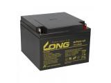 Акумулатор оловно киселинен LONG WP24-12, 12V/ 24Ah