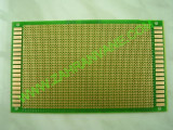 Прототипна платка 9x15 cm еднослойна FR-4