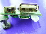 Модул  за мобилно зарядно USB 5V 1A  с ключ
