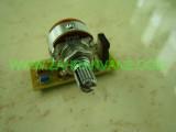 Фазов регулатор (димер) с ключ до 400W с BT134