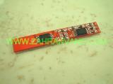 2 клетки 7.2V/8.4V - защитна платка за литиеви батерии