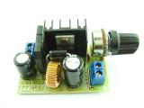 LM2596 кит за сглобяване - импулсен понижаващ регулатор (AC/DC)