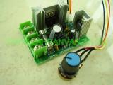 PWM регулатор 10-32V /5A с изнесен потенциометър