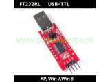 USB-TTL 3.3/5V с FT232RL